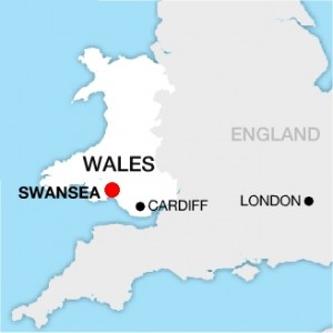 Swansea Location