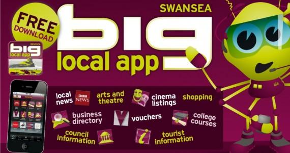 Swansea Local App