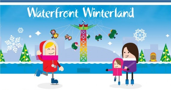 Waterfront Winterland