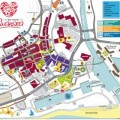 Swansea CIty Centre Pocket Map 2014