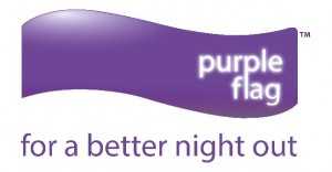 Purple Flag Logo