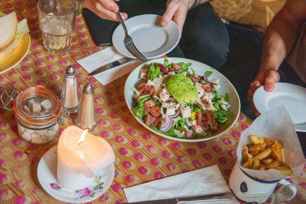 Zinco Lounge - salad