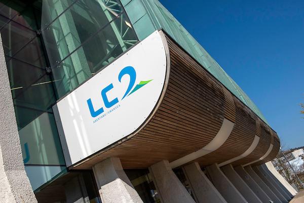 LC signage