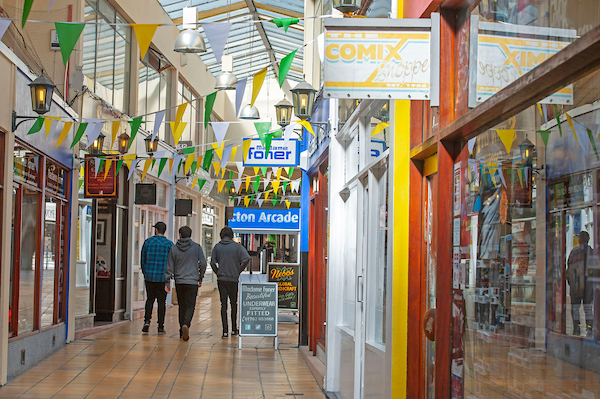 Shoppers Walk Arcade