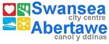 Swansea City Centre logo